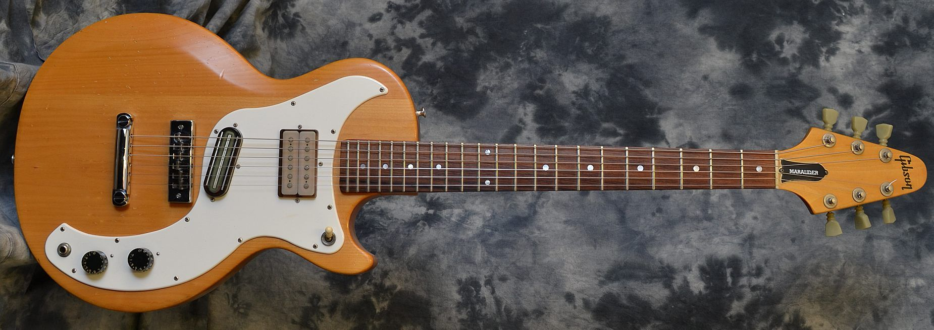 gibson, guitarra, poco conocida, vintage
