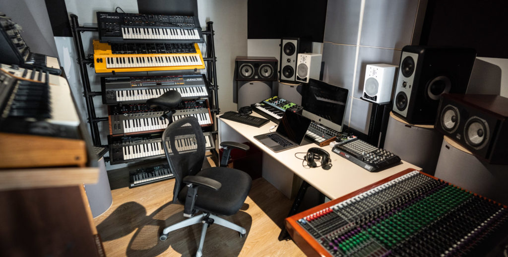 producción, música, electrónica, estudio, equipo DJ