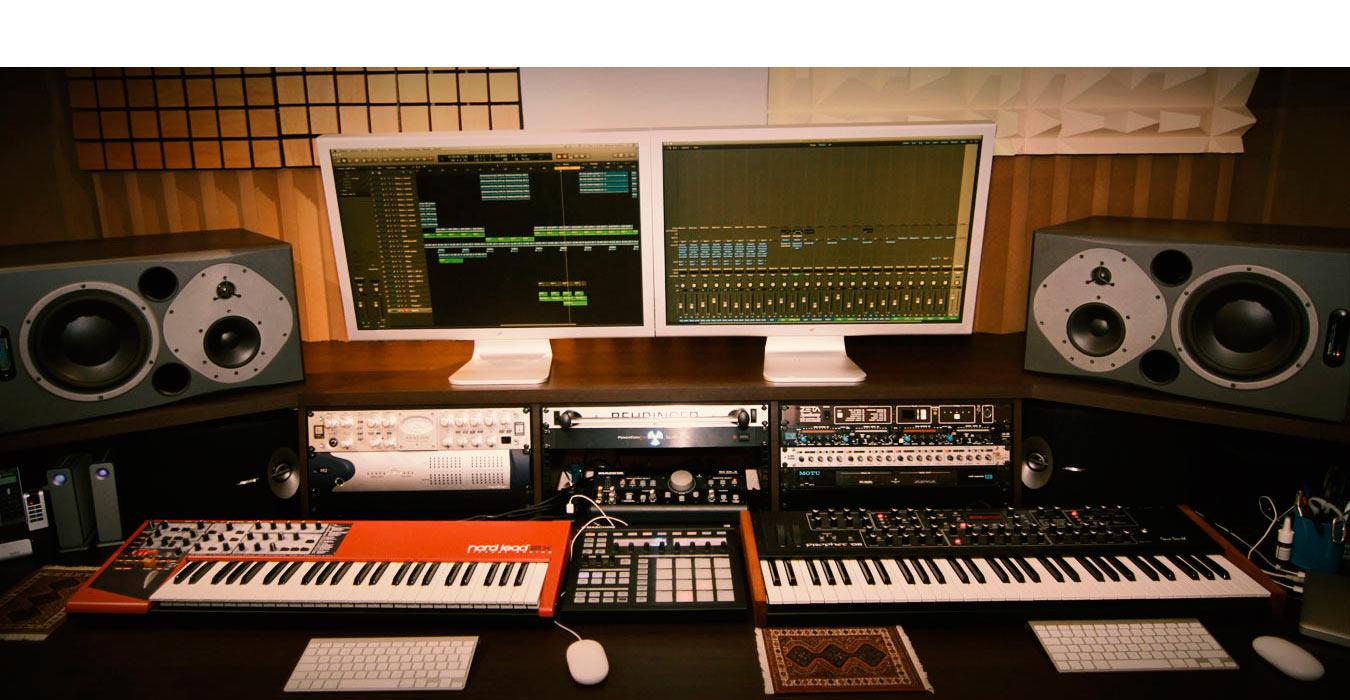 estudio, producción, instrumentales, trap beats